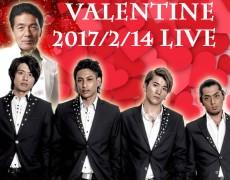 2月14日(火)Valentine live♡